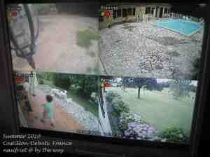 3. Holiday Villa_Surveillance cameras