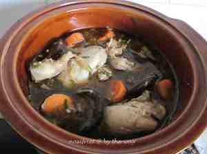 4d. Mushroom ginger chix soup_slow cooked on auto