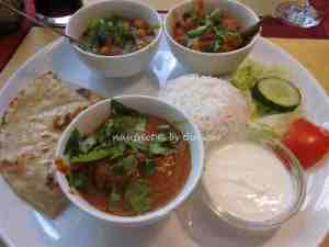 1a. Chix curry 4 the guys_Nepalese thali