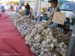 8c. Wednesday Market St Remy de Provence_Garlics