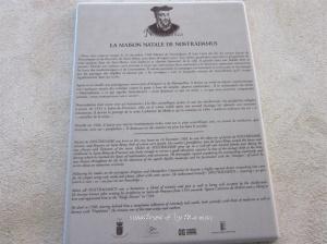 9a. St Remy de Provence_Nostradamus1