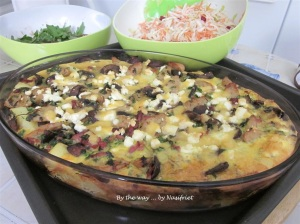 2. Wholesome omelette_baked