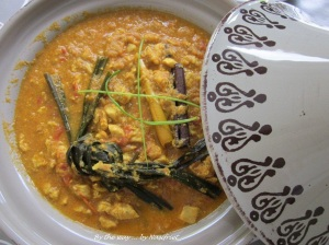 2. Pandan chicken curry_Far Eastern Odyssey