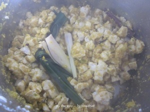 4. Pandan chix curry_sauteéd ingredients
