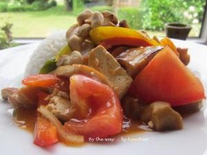 3. Vegan dish
