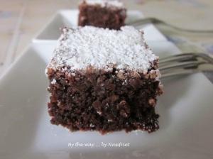 2 Choc beet cake