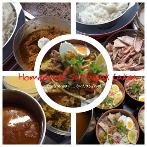 2. Soto Ayam vs Sarawak Laksa