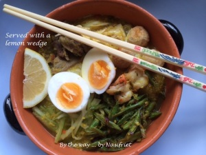 8. Soto Ayam_with lemon