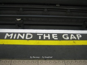 1. Mind the Gap