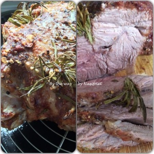 2. Lamb_roasted whole + carved