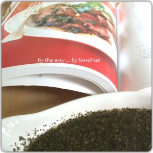 2. Mint sauce_cookbook