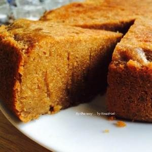 1. RC Kaya-coffee-nesquik cake
