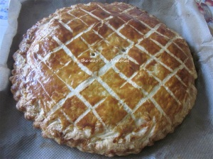 1. Chicken & Leek Pie_whole baked pie
