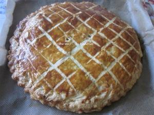 1. Chicken & Leek Pie_whole baked pie