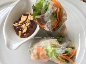 10. Vietnamese Summer Roll_per plate