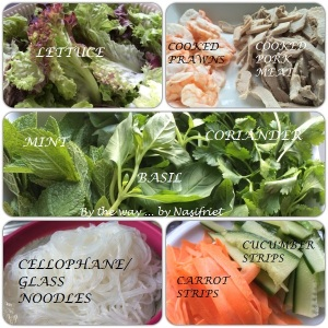 4a. Vietnames Summer Roll_ingredients