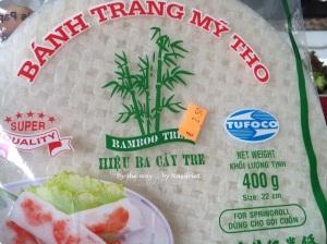 4b. Vietnamese Summer Roll_Rice paper