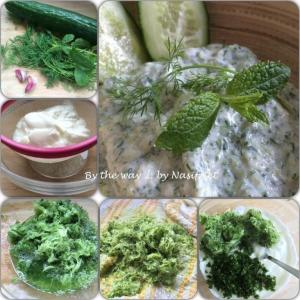 3. Tzatziki_method